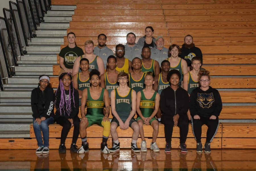 BHS Wrestling Team