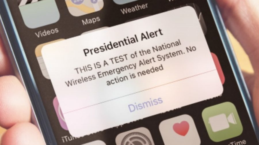 Presidential+Alert+on+a+cell+phone.+Courtesy+of+13wham.com