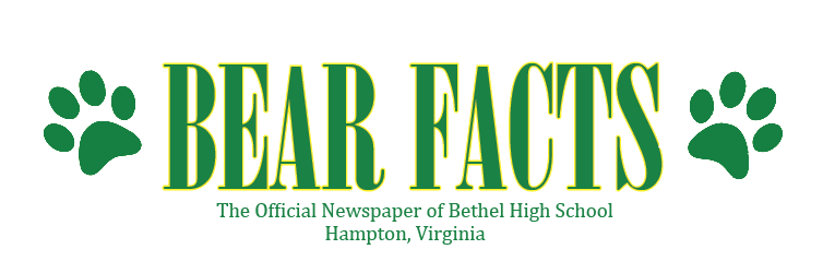 A Bethel Bruins Publication in Hampton, Virginia