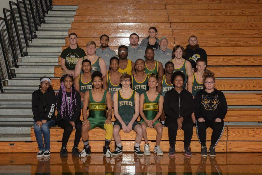BHS Wrestling Team