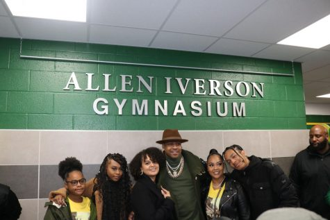 Bethel High School Names Gym After Allen Iverson