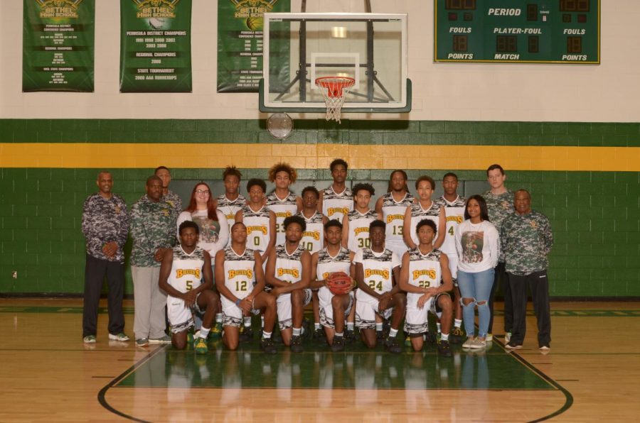 2019-2020 Varsity Boys Basketball